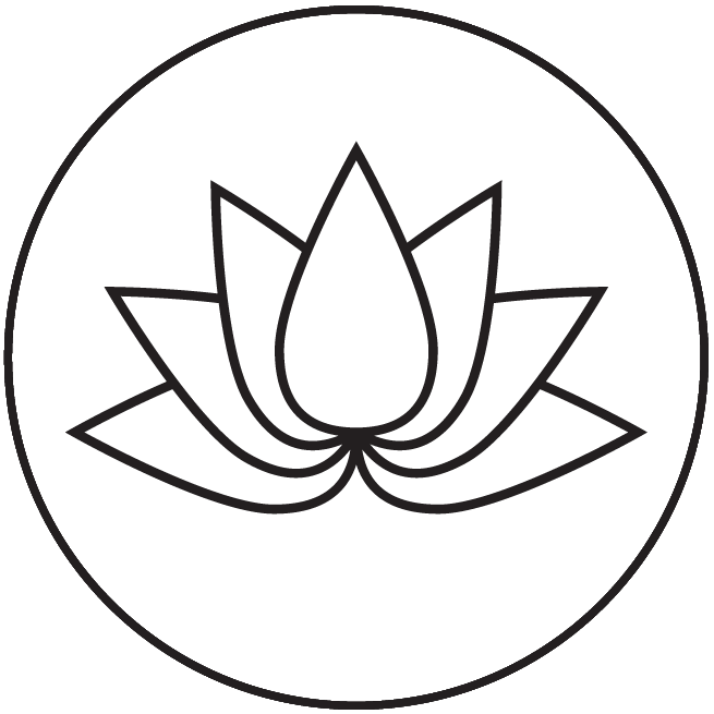 Massage Icon_Lotus Flower